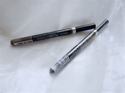 Pensil Alis Maybelline Baru review pensil alis maybelline fashion brow duo shaper