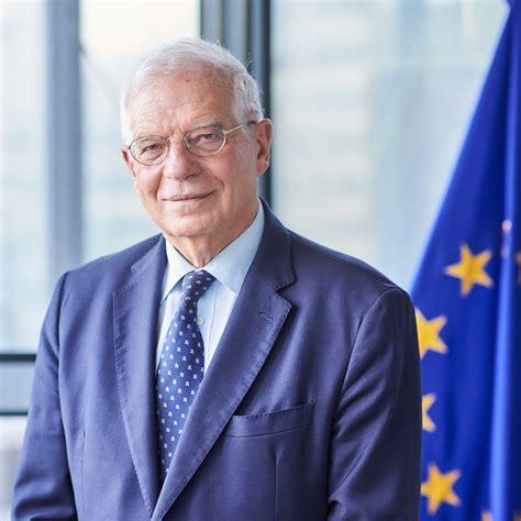 josep borrell fontelles european commission