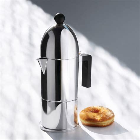 la cupola la cupola espresso coffee maker 6 cup alessi touch