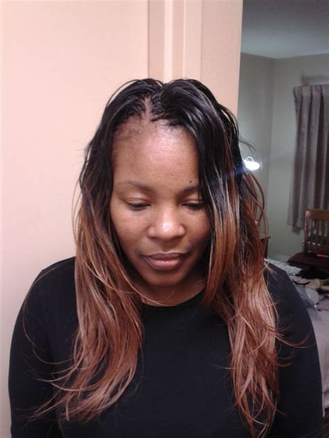 ombre micro braid hair 48 best images about tree braids on pinterest african