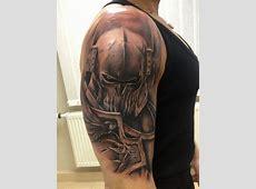 Beste Oberarm-Tattoos | Tattoo-Bewertung.de | Lass Deine ... Tribal Hand Tattoo Designs