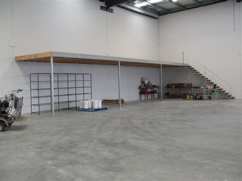 Mazzine Floor by Mezzanine Floor Commercial Projects 3 Point Build