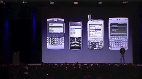 Iphone 1 Steve Jobs Macworld Keynote In 2007 Full Presentation 80 Mins Youtube Iphone Ppt Presentation