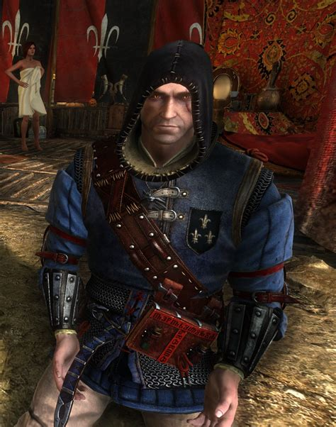 blue stripes combat jacket witcher wiki fandom powered