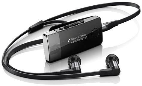 Sony Smart Wireless Headset Pro Sony Smart Wireless Headset Pro No Es Un Elegante Reproductor Mp3