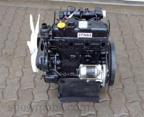 Gebrauchte 5 Ps Motoren by Dieselmotor Yanmar 3tn84 31 5ps 1429ccm Gebraucht