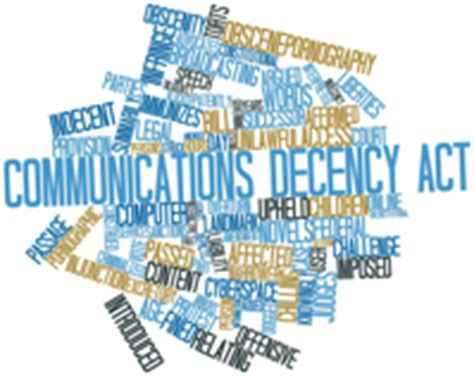section 230 communications decency act defamation removal law what is section 230 of the