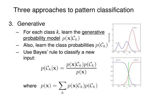 Pattern Classification Theory | ppt pattern classification decision theory powerpoint