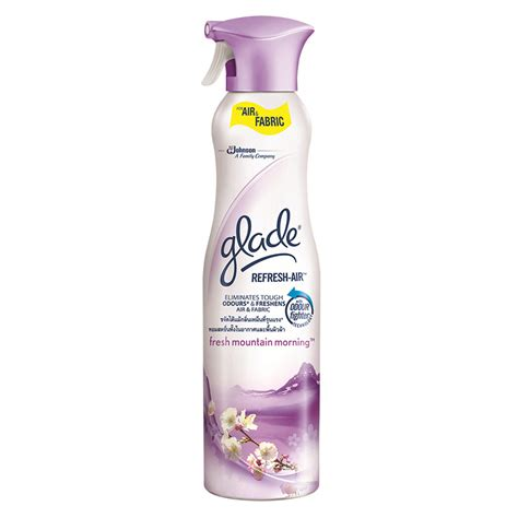 Glade Continuous Freshness Morningmobil glade 174 refresh air fresh mountain morning reviews