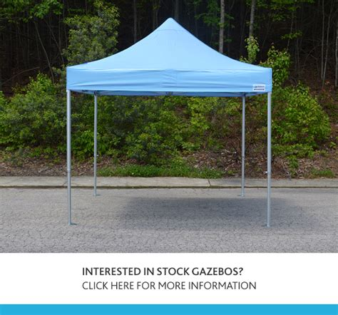 instant gazebo custom printed gazebos stock gazebos heavy duty frames