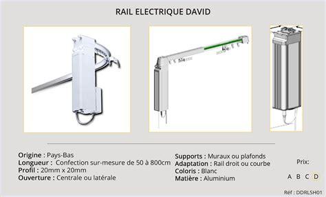Tringle Rideau Electrique by Pin Rail De Rideau Libre En Rouille