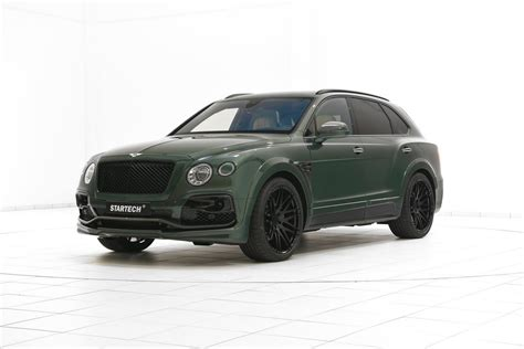 bentley tuning bentley bentayga startech 2017 namasce