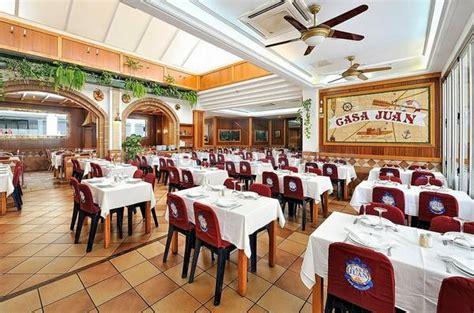 restaurante casa juan torremolinos restaurante casa juan los mellizos torremolinos