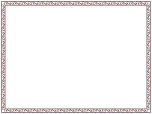 letter border templates free free letter border templates