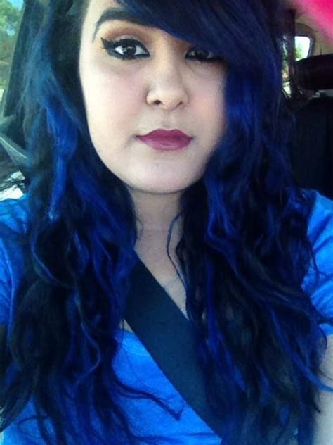 splat hair dye for black people 57 best images about blue hair color on pinterest cute
