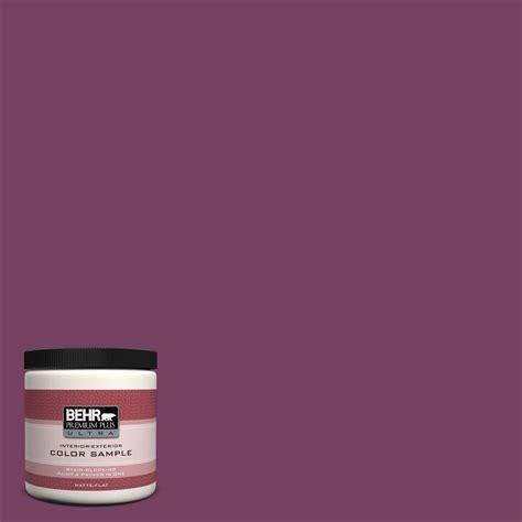 behr paint colors plum behr premium plus ultra 8 oz 690b 7 plum jam interior