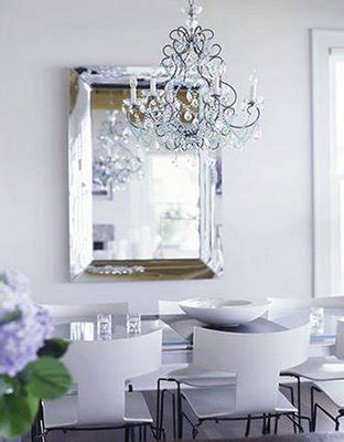 modern mirrors for dining room dining rooms mirrored edged mirror silver beveled mirror
