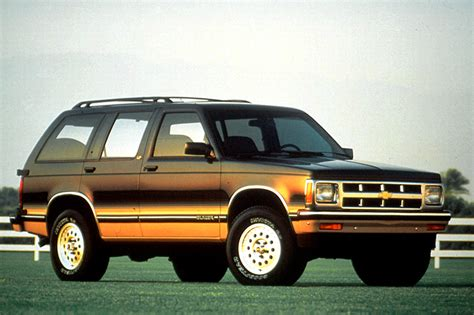 best car repair manuals 1994 chevrolet s10 blazer navigation system 1990 94 chevrolet s10 blazer consumer guide auto
