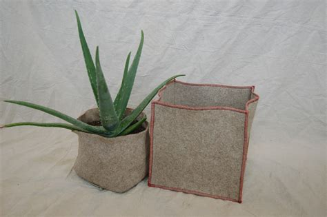 Cloth Planters by Flourish Planters Grow Systems Flourish Fabric Planters