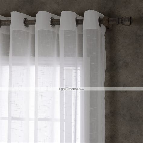white sheer curtain panels two panels white solid sheer curtains drapes 4468304 2017