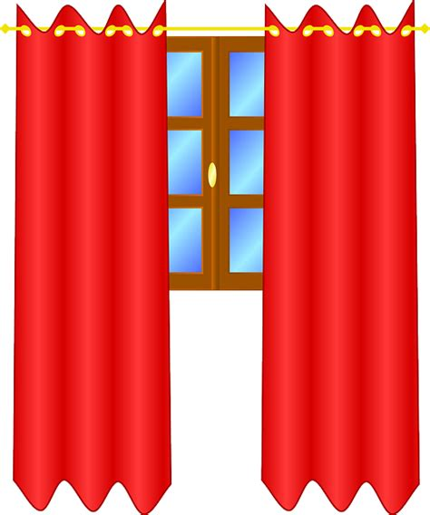 graphic curtains free vector graphic curtains window red drapes free