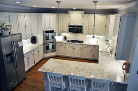 Adding Color To A White Kitchen by White Kitchen All Things And Home
