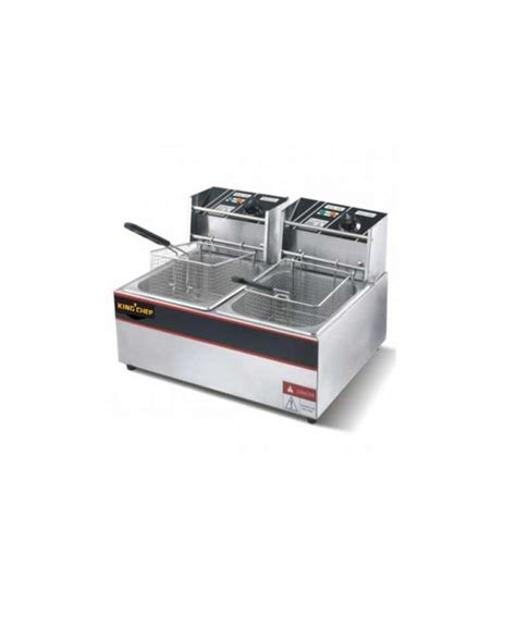 jual king chef df 83 mesin electric fryer penggoreng