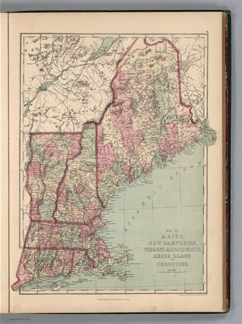 map of maine new hshire vermont massachusetts rhode island and connecticut world map of massachusetts new hshire and maine