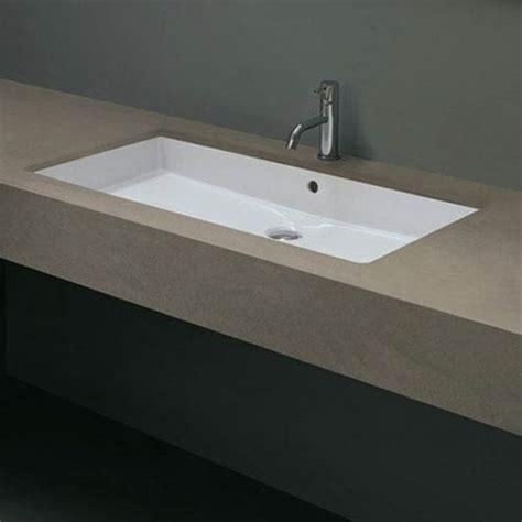 long undermount bathroom sink undermount bathroom sinks bellacor