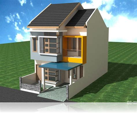simple double storey house design simple 2 story house design 7354