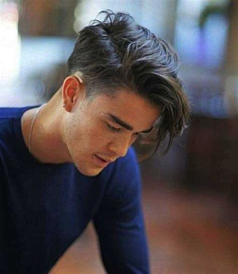 mens hair long pony on top buzz side and back 10 side haircuts for men mens hairstyles 2018