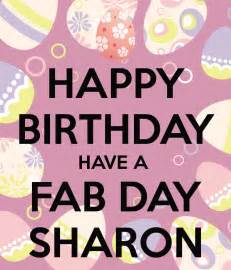 happy birthday sharon graphics pictures to pin on