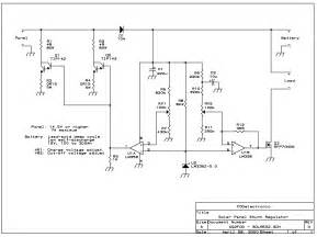100w Solar Controller Circuit Schematic Solar Charger Controller Circuit Diagram Free Simple