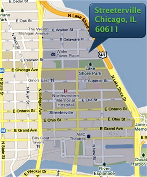 Of Chicago Mba Program Schedule by Streeterville Real Estate For Sale Chicago