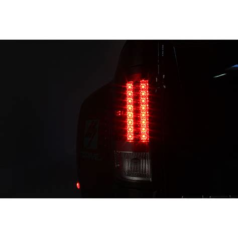 2013 silverado led tail lights 2007 2013 chevy silverado pickup led tail lights red