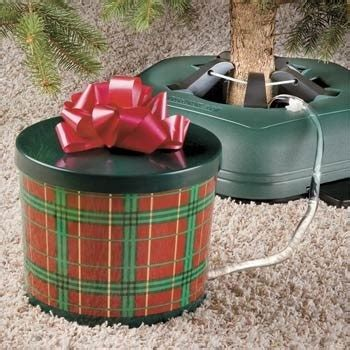 christmas tree watering system red bows and you from on