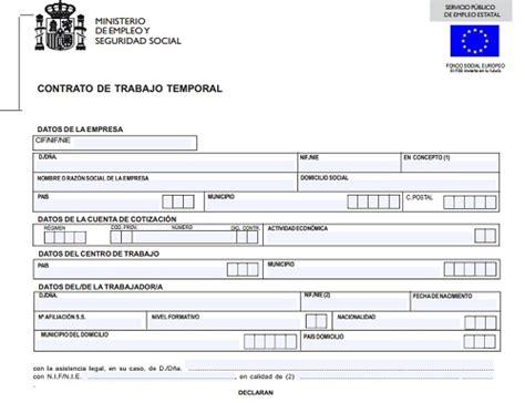 contrato temporal empleadas de hogar 2016 191 qu 233 hago cuando mi contrato temporal termina
