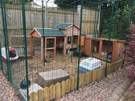 backyard runs outdoor rabbit run large outdoor rabbit enclosure
