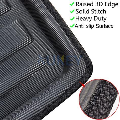 cargo mats for subaru crosstrek xv for subaru crosstrek impreza xv 2018 rear cargo liner boot