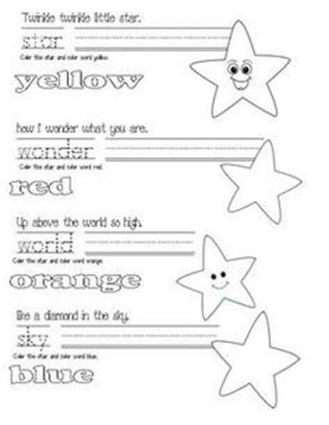twinkle twinkle little star coloring page mother goose 1000 images about nursery rhymes on pinterest nursery