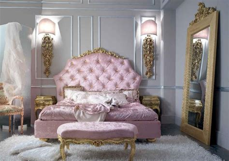 baroque bed modern baroque bedroom interior home designs project