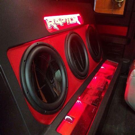 truck speakers seat 17 best images about speaker boxes consoles door