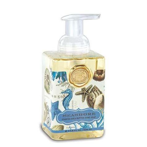 michel design design works seashore michel design works candles 2fl me seashore foaming hand soap paper guest towels caddy set