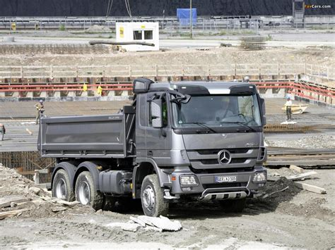 Car Wallpaper Mp3 by Mercedes Actros 2644 Mp3 2009 11 Wallpapers 1280x960