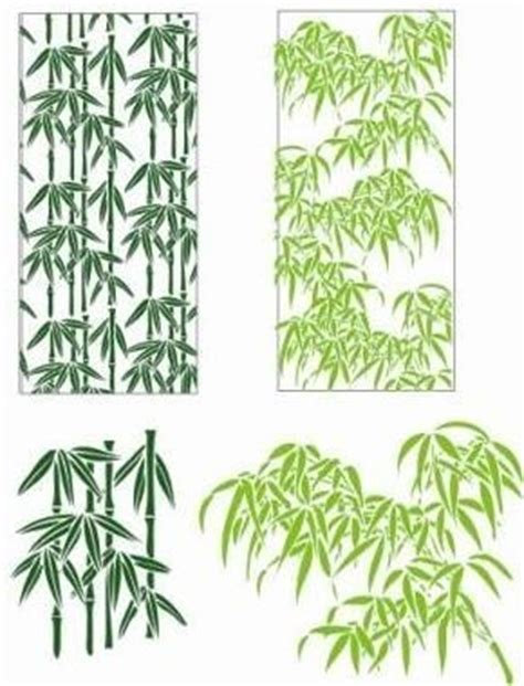 wallpaper daun bambu vektor daun bambu vektor misc vektor gratis download gratis
