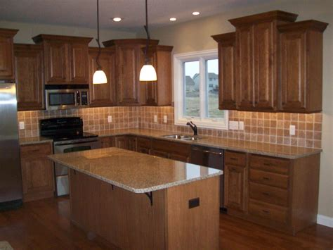 granite countertops with brown cabinets brown granite countertops with oak cabinets savae org