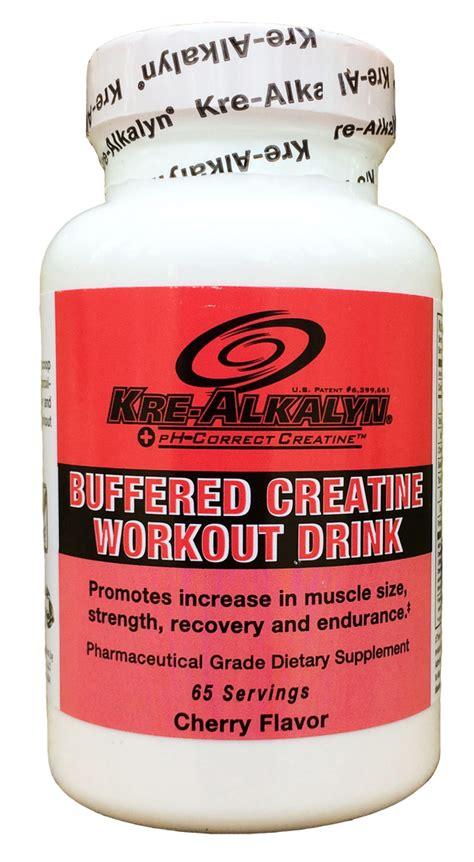 increase creatine kre alkalyn creatine increase muscular growth strength