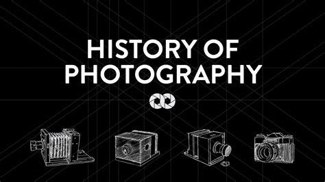 the history of photography die geschichte der fotografie in 5 minuten gillyberlin