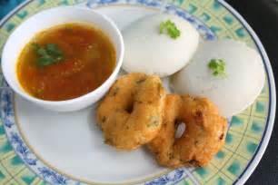 South Breakfast Spice Your Idli Meddu Vada Hotel Sambar South