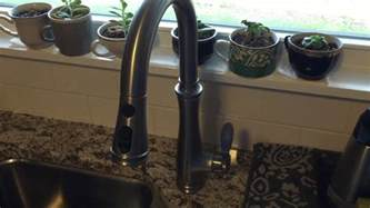 Kitchen Faucet Water Pressure by Fixing Low Kitchen Faucet Water Pressure On A Kohler